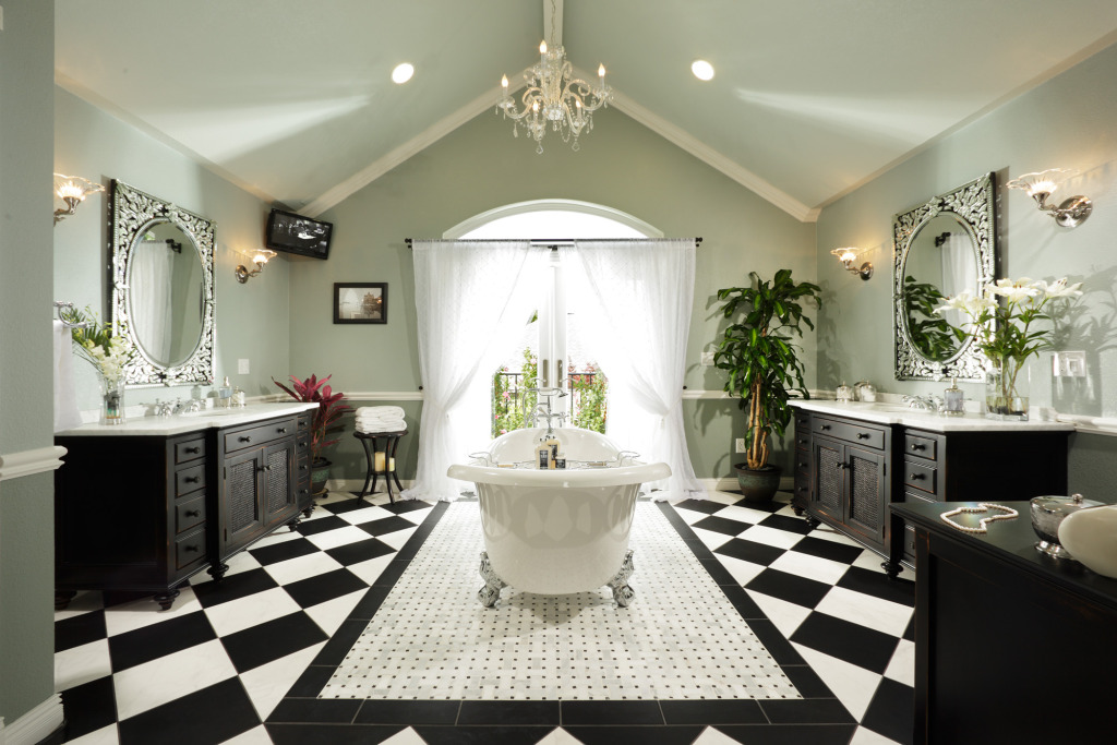 photo of Dream Master Bath by Dreambuilders