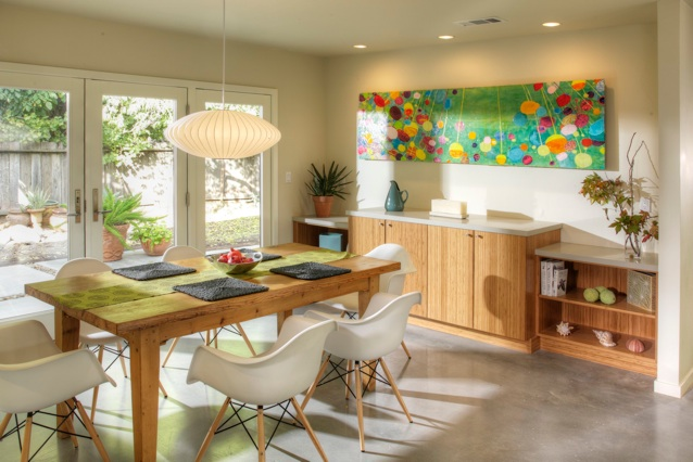 Photo of Dining room by MAK in Davis