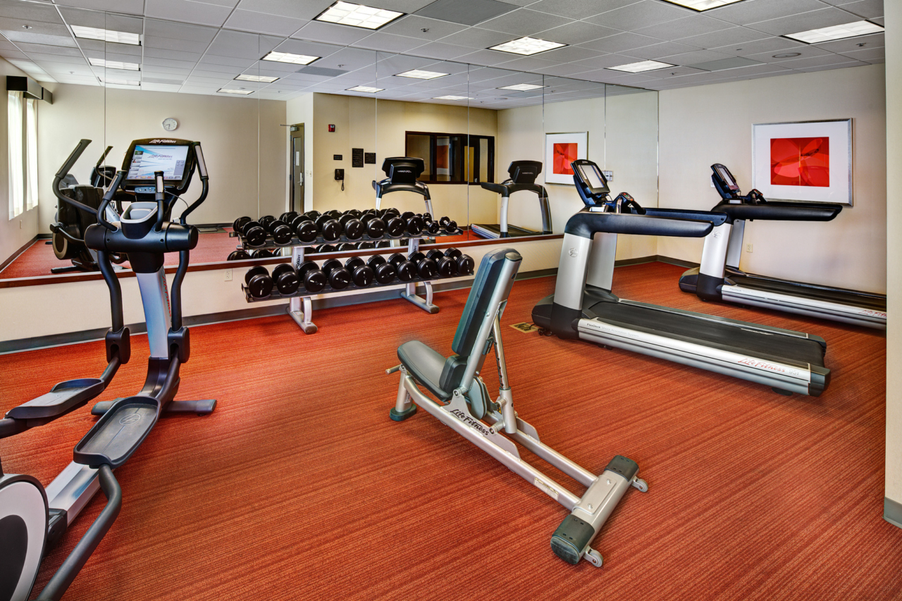 Photo of Hyatt Place UC Davis Gym